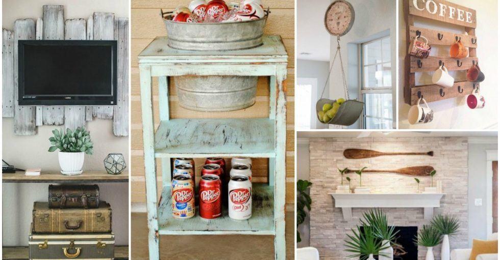 15 Ides DIY Pas Cher Pour Dcoration Votre Maison