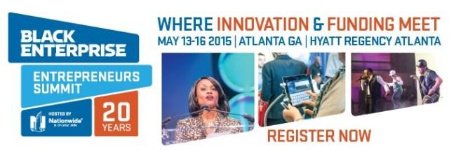Black Enterprise Entrepreneurs Summit | Atlanta 2015