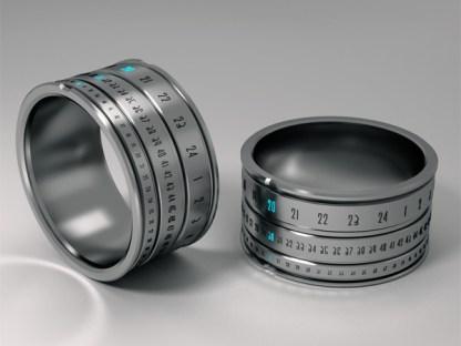 تقویم حلقهای / Ring Calendar