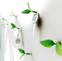 دادن شادابی و سرزندگی به اتاق با برگهای سبز