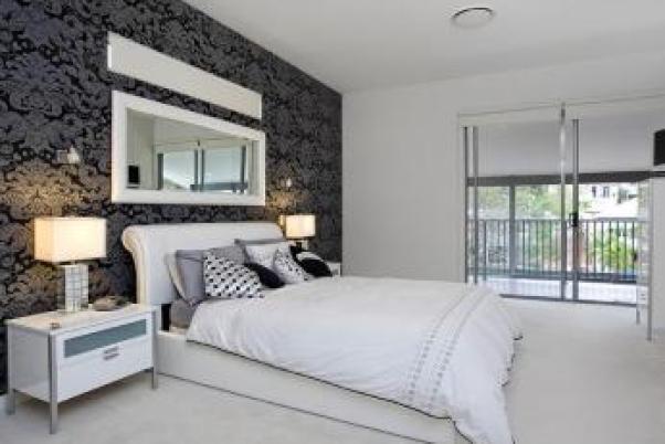 Model dormitor incalzire electrica prin pardoseala