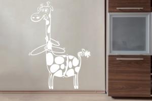 sticker decorativ copii animale