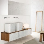 auriu cu alb baie moderna
