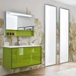 baie alb verde auriu