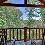 balcon cabana munte