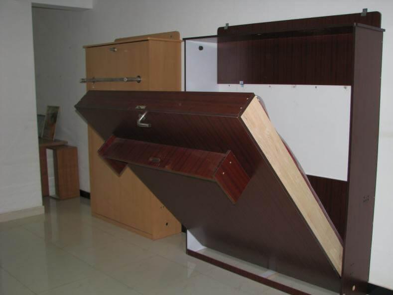 dormitor mobilier pliabil