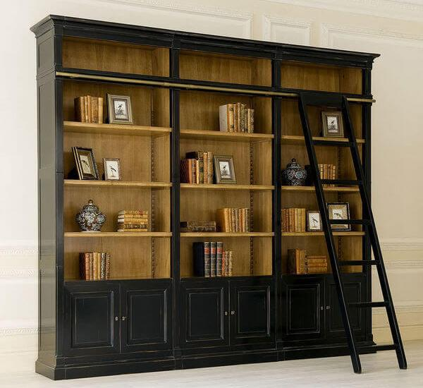 mobila din biblioteca