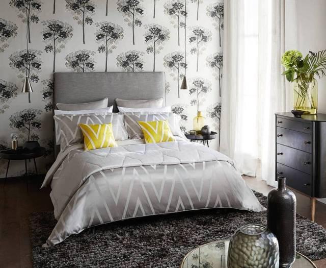 idee dormitor lux inchis
