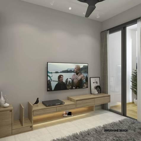 living room super