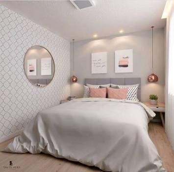 dormitor mic modern