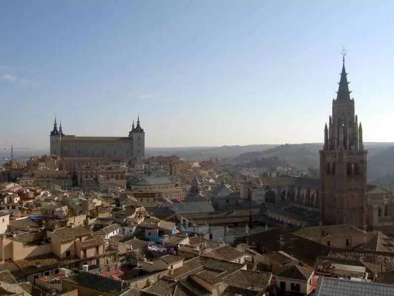Roteiro de um dia em Toledo c24543c6398