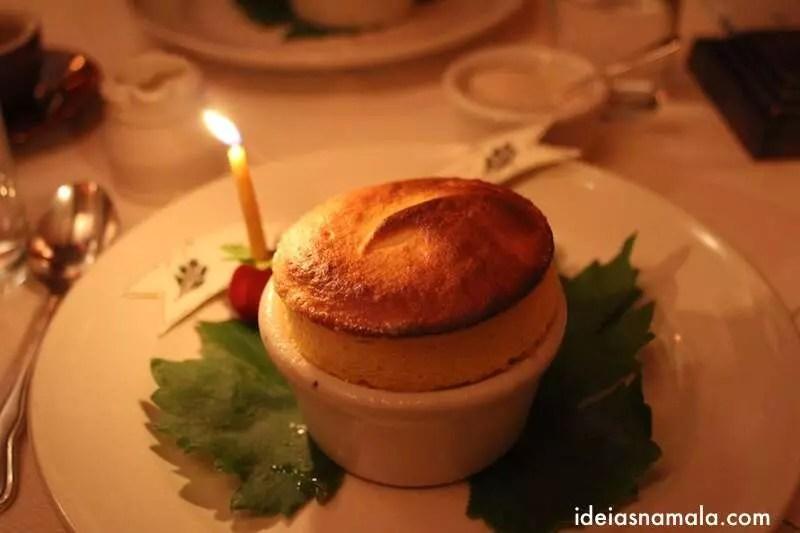 Sobremesa do Chez Panisse