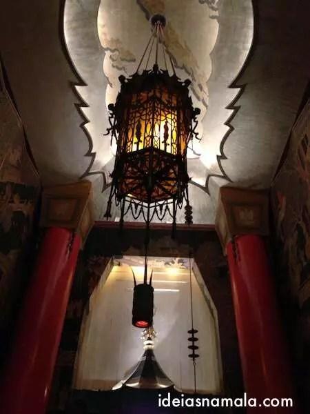 Lustre do Grauman's Chinese Theatre