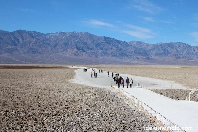 Bad Water Basin _ Death Valley