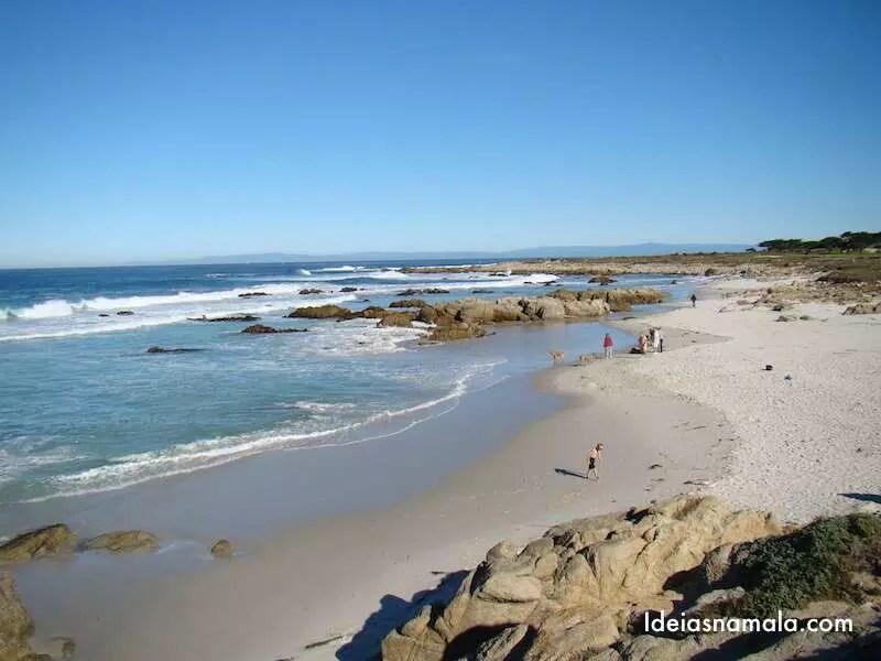 Praias 17 mile drive