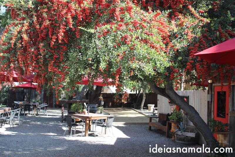 Jardim da Coquelicot - Los Olivos