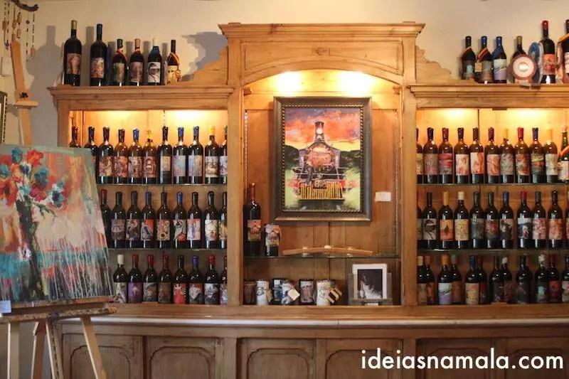 Artiste - Vinhos em Los Olivos