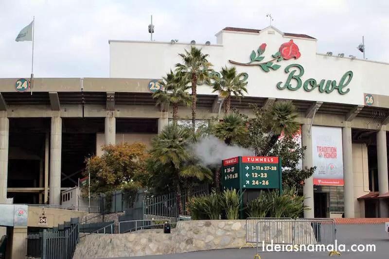 Rose Bowl - Pasadena