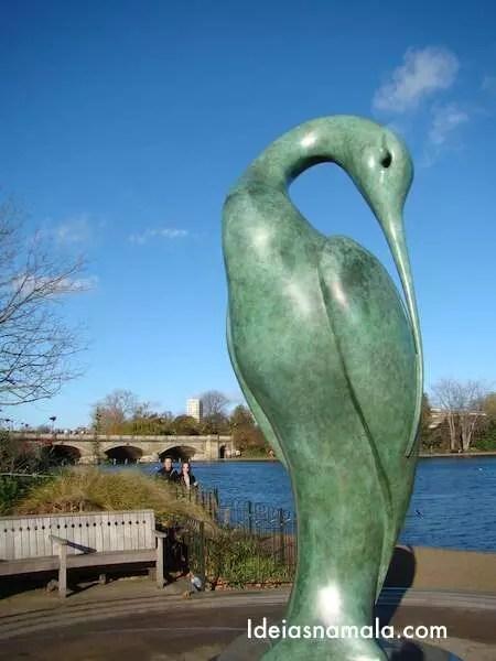 The Serpentine - Hyde Park