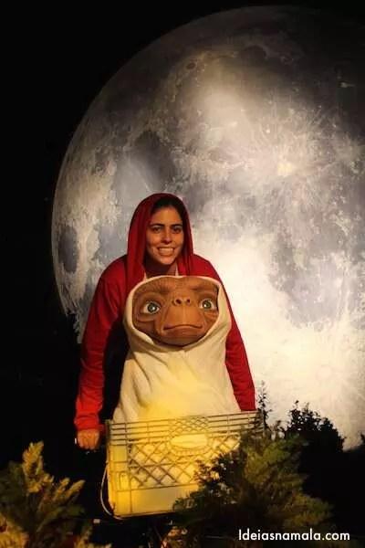 E.T no Madame Tussauds