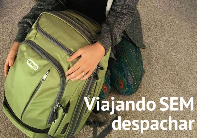 Leve9 Despachar Viajando Dicas Na Para Ideias Viajar Mala Sem cjR34q5AL