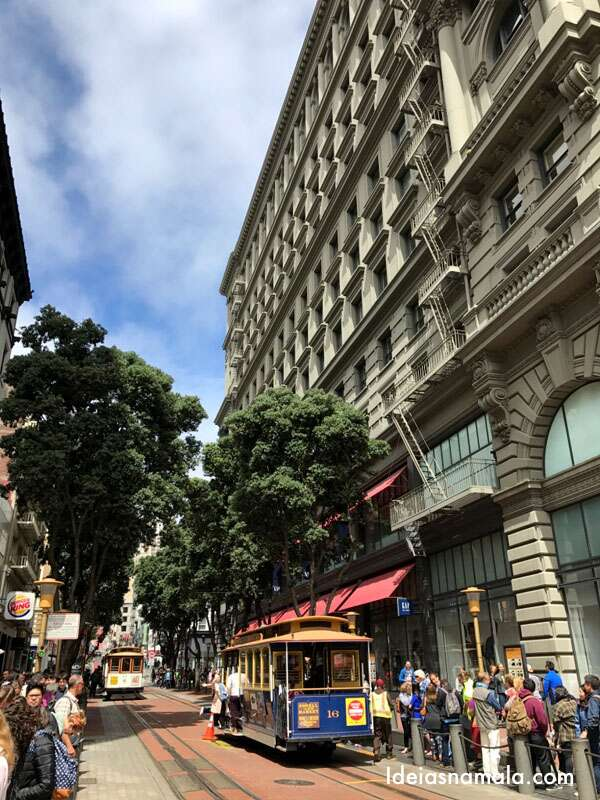 Bondinho San Francisco