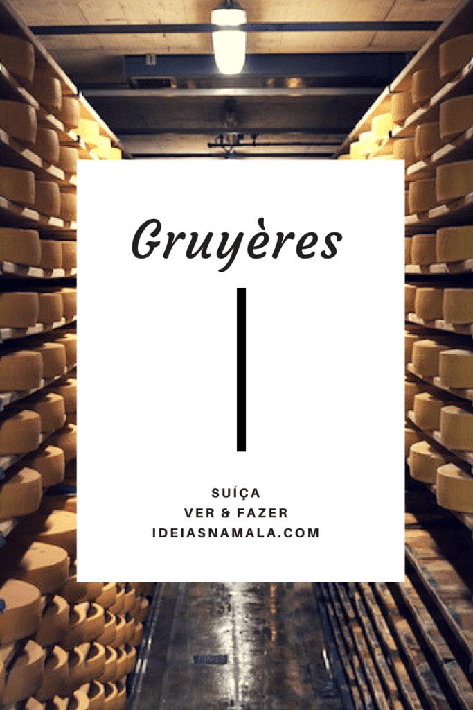 Gruyères Suíça