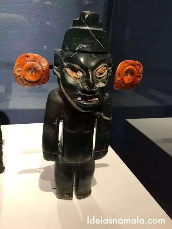Teotihuacan no museu De Young2