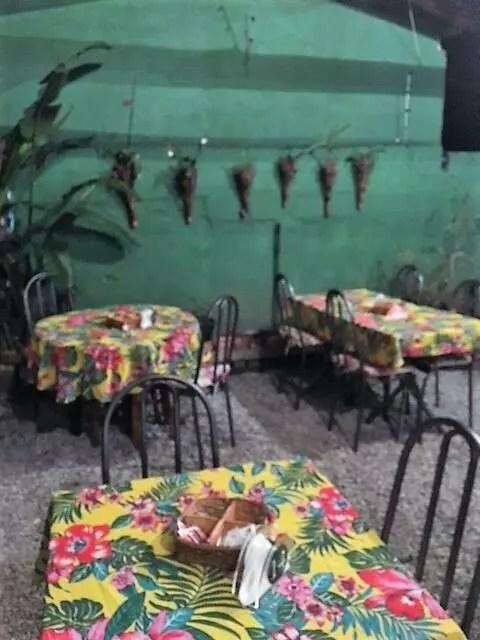 Restaurante Ponto Gê
