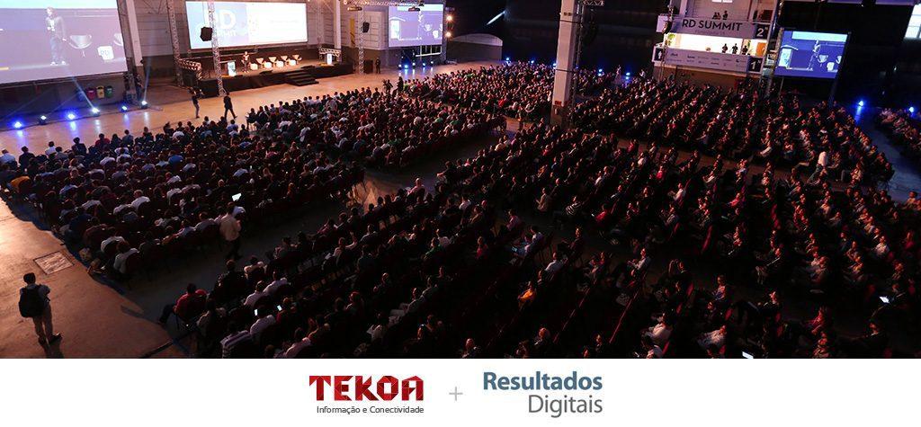 RD Summit: O maior evento de Marketing Digital (Resultados Digitais)