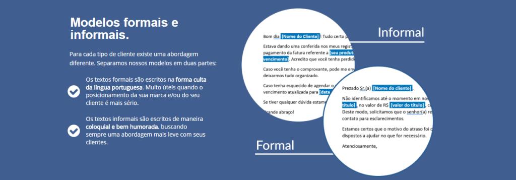 modelos formais informais