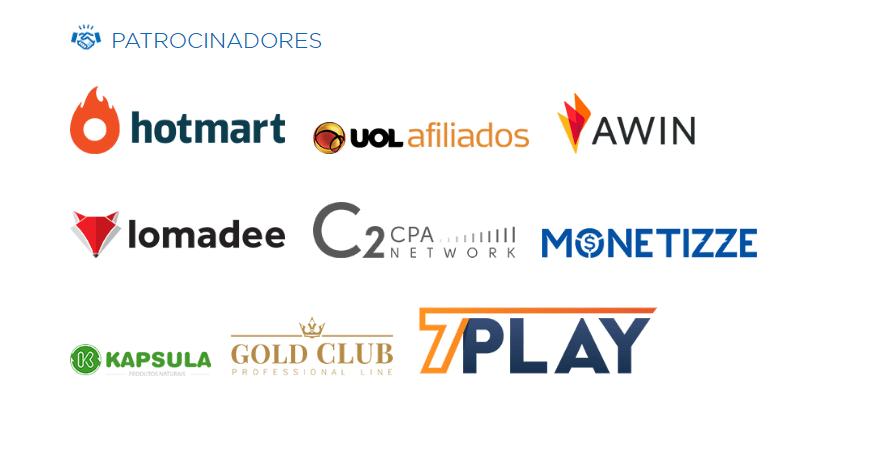 patrocinadores evento afiliados