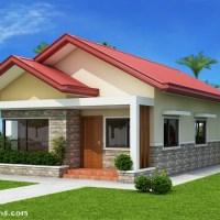 Proiect de casa mica cu trei dormitoare pentru bugete mici