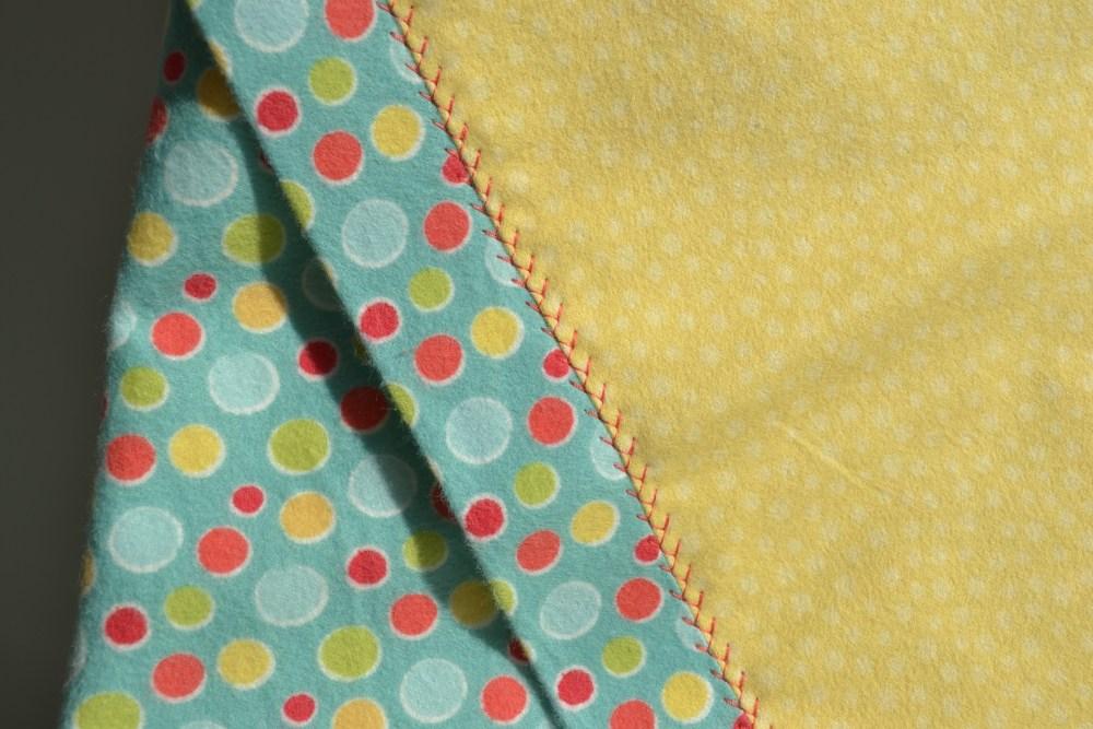 Soft baby blanket (3/5)