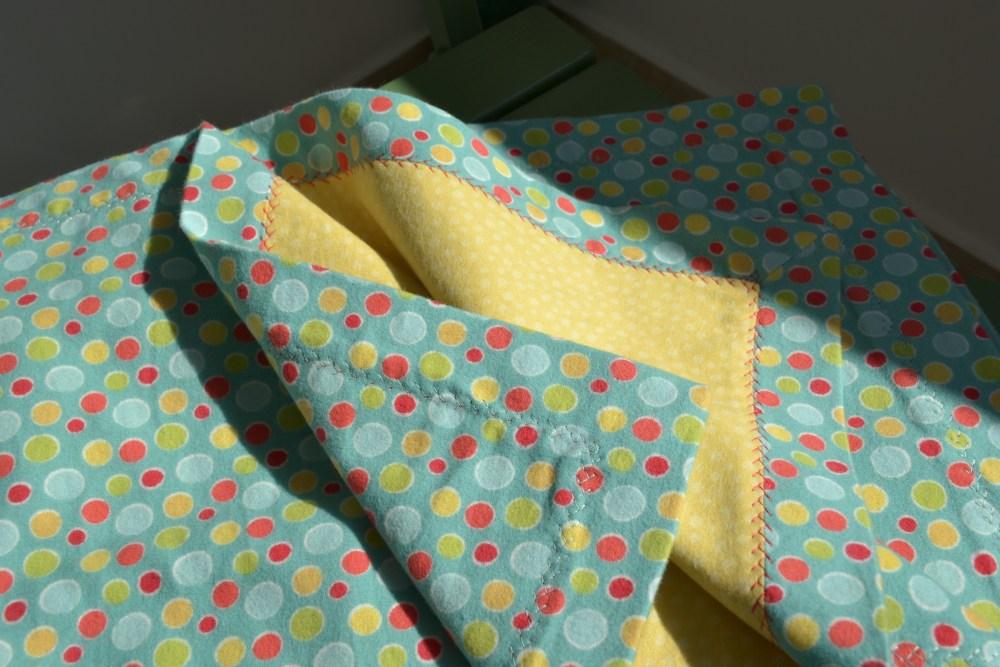 Soft baby blanket (4/5)