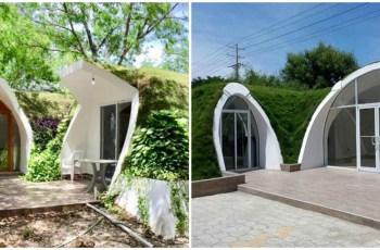 Green Magic Homes, case locuibile in doar 3 zile