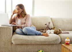 8 avantaje lucrezi acasa