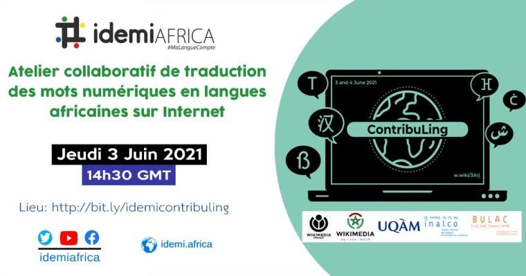 Visuel IdemiAfrica - Contribuling 2021