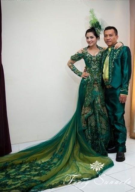 Anang dan Ashanty fitting baju pengantin