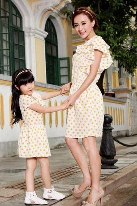 Baju Kembar Ibu dan Anak (18)