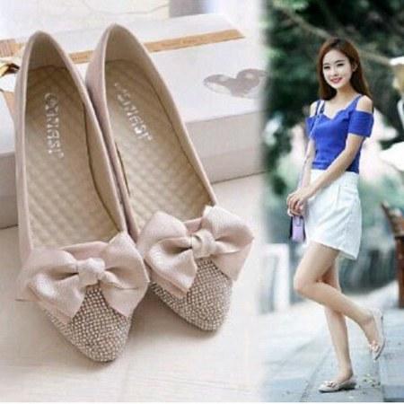 Flats_Shoes_Pita_Krem_sepatu_flats__flat_shoes_murah__flat_shoes_terbaru__grosir_sepatu__sepatu_wanita__sepatu_online__sepatu_murah___sepatu_cewek__sepatu_korea__sepatu_keren)_450x450