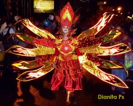 Ide Kostum Night Carnival