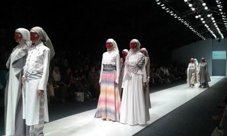gaya hijab bercadar kara indonesia