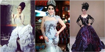 princess-syahrini-dalam-balutan-gaun-gaun-glamour