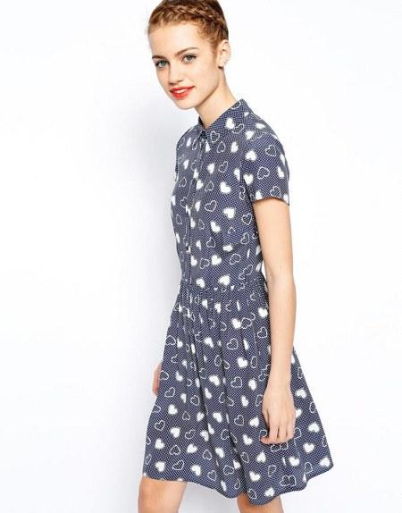 OOTD Keren dengan Shirt Dress