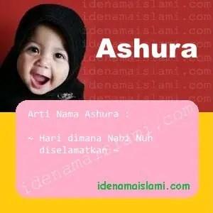 arti nama Ashura