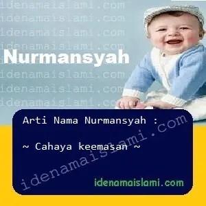 arti nama Nurmansyah