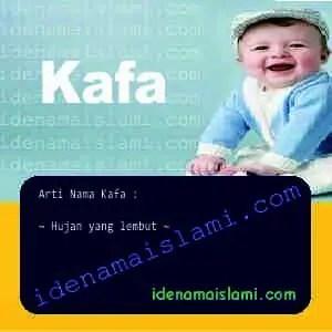 arti nama Kafa