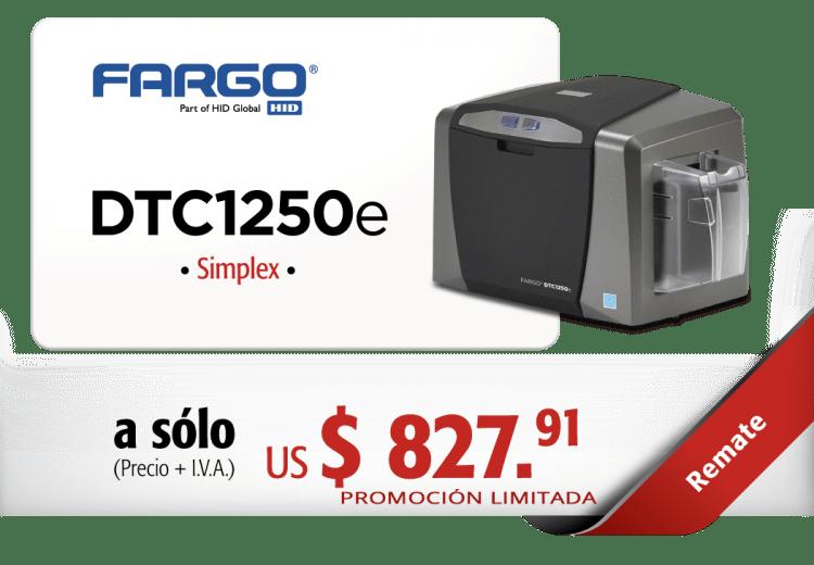 REMATE-FARGO-DTC1250e-SIMPLEX