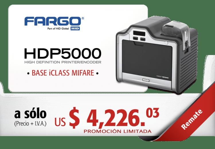 REMATE-FARGO-HDP5000-iCLASS-MIFARE